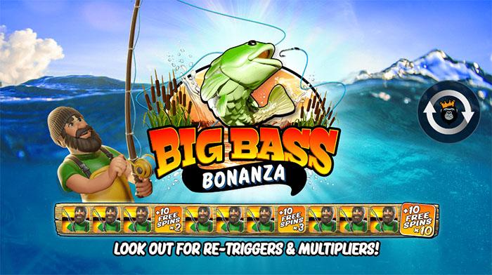 What Is The Big Bass Bonanza slot?