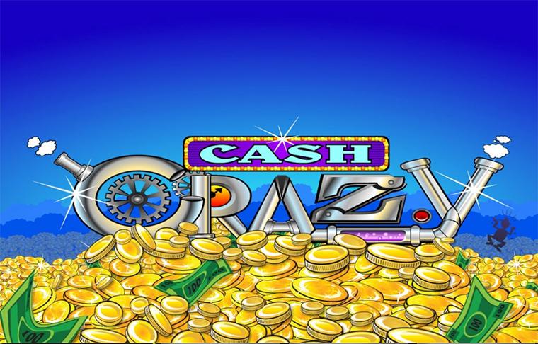 Cash Crazy Slot Game - Discover The Legendary Game 777