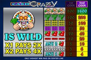 Cash Crazy Slot Game – Discover The Legendary Game 777
